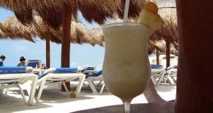 Cocktails Pina Colada